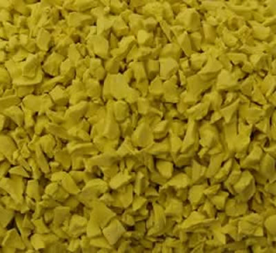 Bright Yellow EPDM 1-4mm